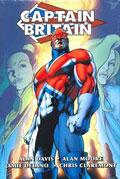 Captain Britain Hard Cover Omnibus