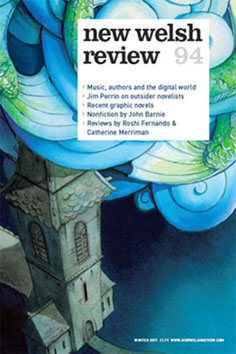 New Welsh Review December issue cover