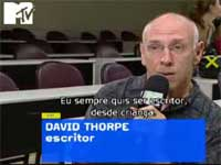 David Thorpe on MTV