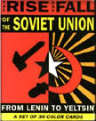 Soviet Union Trading Cards Box