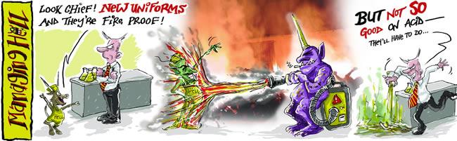 Managing Hell cartoon 10: 01.05.2006